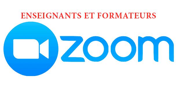 Utiliser ZOOM pour les enseignants